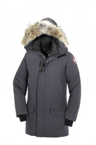 Dealextreme Canada Goose Langford Parka Midgrey Cheap Sale65