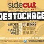 Sidecut PUB 20151005 001 Destockage 2015 Sidecut-shop INTERNET 1131x412pixel 300dpi RVB