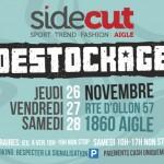 Sidecut PUB 20151112 001 Destockage 2015 Sidecut-shop INTERNET 1131x412pixel 300dpi RVB